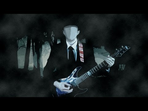 "Slender Man Song ""Epic Metal"" Cover/Remix (Little V)"