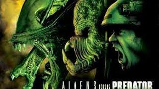 Aliens Vs Predator Extinction Predator Campaign 1