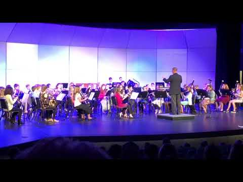 Maltby Intermediate School Band Concert - Spring 2018