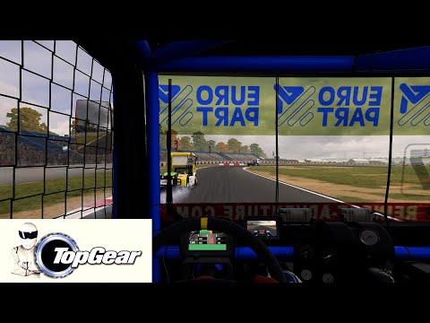 FIA European Truck Racing Championship 1080p ultra pc  