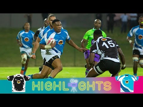 CPUT earn tough away victory in East London | WSU 22-28 CPUT | Highlights