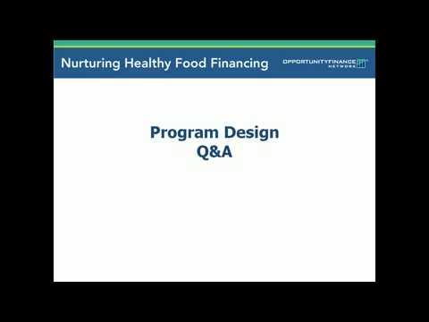 Financing Healthy Food Retail  Program Design and Social Impact Measurement Mobile clip17
