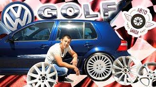 Volkswagen GOLF 4 - автомобилът за всичко, който знае как да мърка