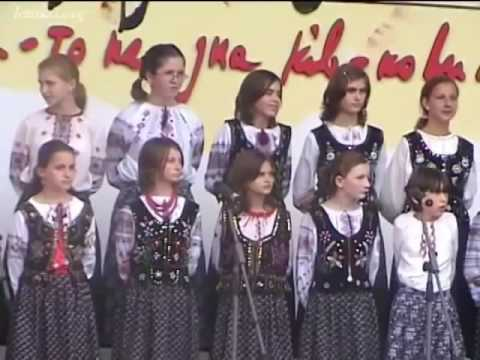 "Annual ""Lemko Vatra"" in Żdynia, Lemkovyna/Poland (2005)"