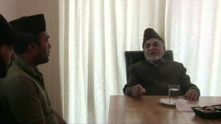 Chaudhary Hameed Ullah Sahib - Interview