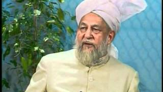 Liqa Ma'al Arab 8 July 1997 Question/Answer English/Arabic Islam Ahmadiyya