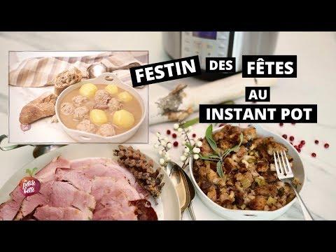 festin-des-fÊtes-instant-pot-🎄ragoût,-farce-&-jambon-la-petite-bette