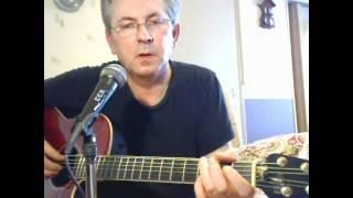 Apprendre la guitare Octobre  Francis Cabrel