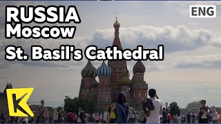 【K】Russia Travel-Moscow[러시아 여행-모스크바]성바실리 성당/Moscow/St. Basil's Cathedral/Tower/Museum(KBS 걸어서 세계속으로 PD들이 직접 만든 해외여행전문 유투브 채널 【Everywhere, K】 □ The Travels of Nearly Everywhere! 10000 of HD world travel video clips., 2015-10-12T05:54:28.000Z)