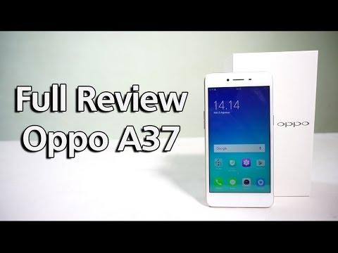 Oppo A37 Review Indonesia - Adiknya Oppo F1