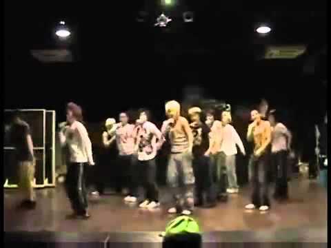 Super Junior  Dont don dance practice