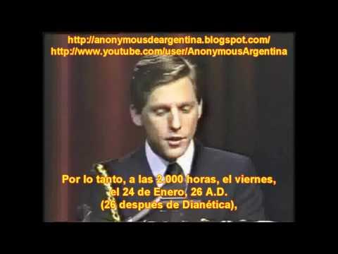 Scientology Evento por Muerte de L. Ron Hubbard (LRH) 1 Discurso de David Miscavige (1986)