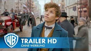 PHANTASTISCHE TIERWESEN UND WO SIE ZU FINDEN SIND - Trailer #5 Deutsch HD German (2016)