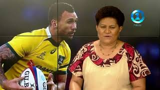 FIJI ONE SPORTS NEWS 010917