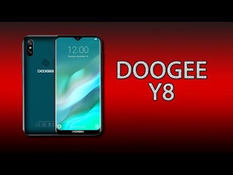 Doogee Y8 - доступный смартфон с 4G