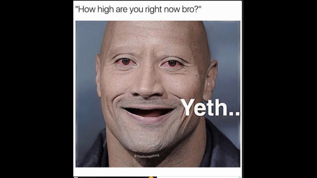 Dwayne The Rock Johnson Meme Picture
