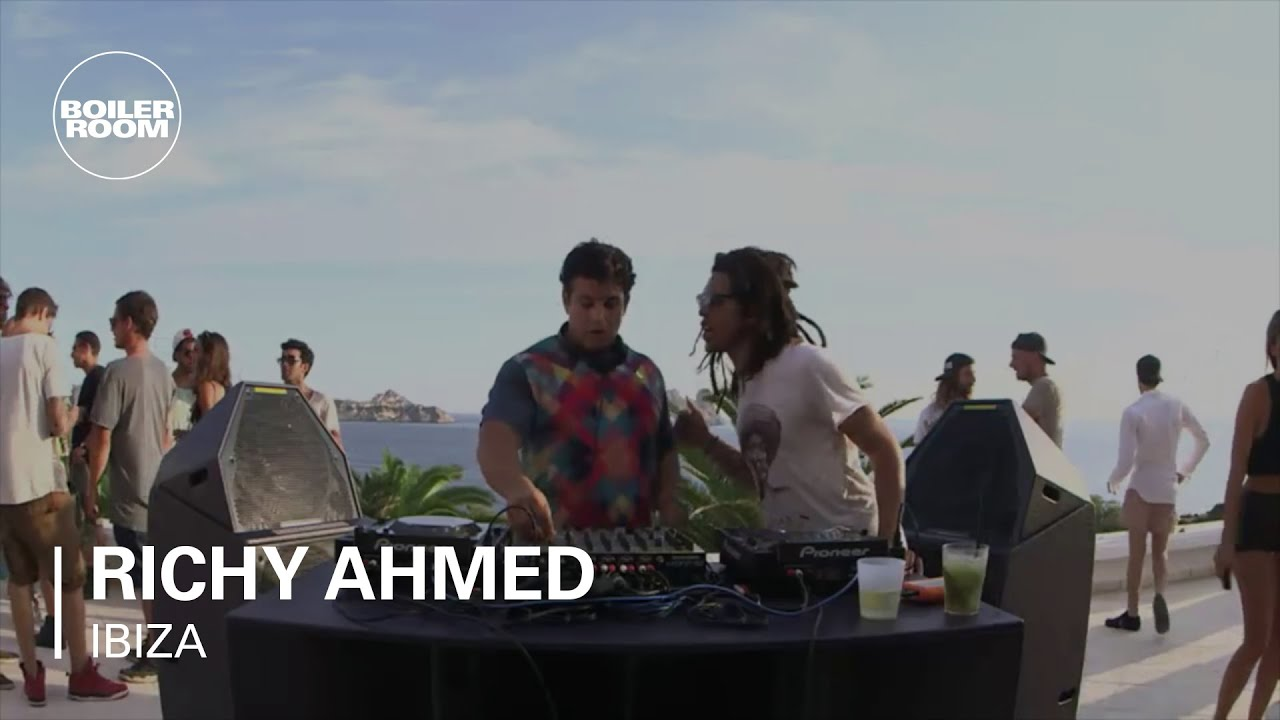 Richy Ahmed Boiler Room