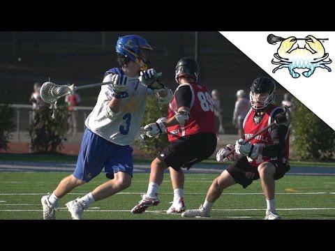 Highlights: Loyola Blakefield vs. The Hill Academy 2016