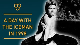 Ceman Wim Hof Throwback A Day With Wim In 1998