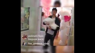 Ольга Рапунцель дом2 выписка из роддома 5.04.18