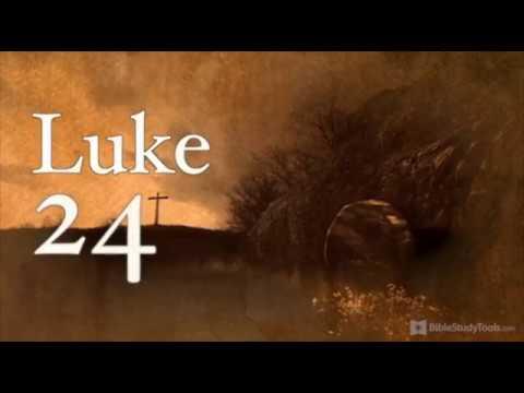 말씀하신 대로 되리라 (LUKE 24)