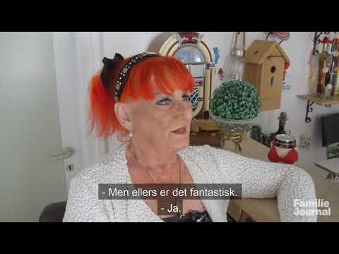 Susanne Lana synger julesange i sydens sol