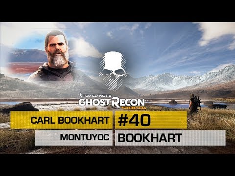 GHOST RECON WILDLANDS | #40 CARL BOOKHART -MONTUYOC- ⚠️EXTREMO