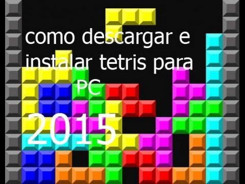 Descarga gratis el famoso juego de tetris para android.