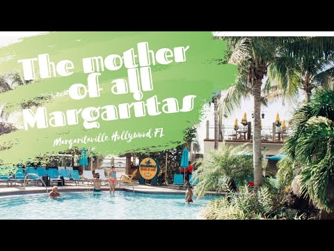OUR TIME AT MARGARITAVILLE HOLLYWOOD BEACH RESORT - Ale & Tere