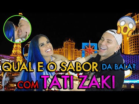 "DESAFIO DO BEIJO COM TATI ZAQUI!!! ""KISSCHALLENGE"" | #MatheusMazzafera thumbnail"