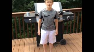 Matt Lintz - Ice bucket challenge