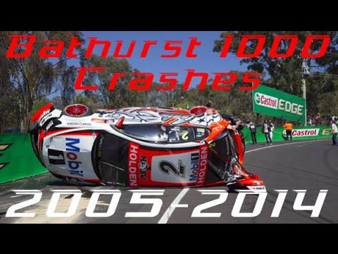 Bathurst 1000 Crashes: 2005-2014