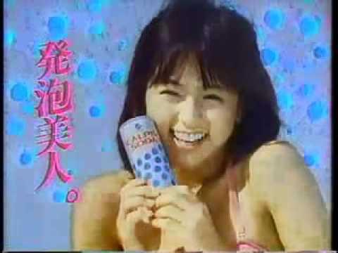 カルピスソーダ`84 TV-SPOT:伊藤麻衣子(いとうまい子) 歌:鈴木雄大