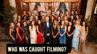 The Bachelor 2020: Peter Weber [SPOILERS] Which Contestant Was Caught Filming? [Bachelorette Promo?]