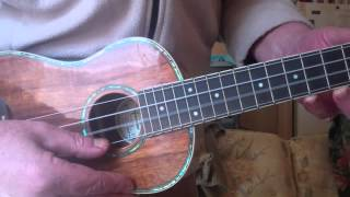 How To Tune My Concert Ukulele