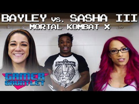 Gamer Gauntlet: Bayley vs. Sasha III