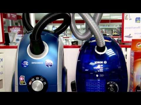 видео: Выбираем пылесос