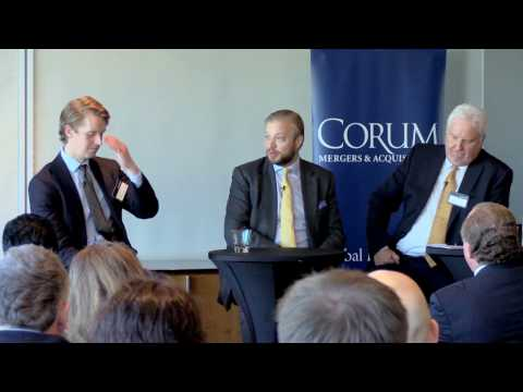 Private Equity Panel - Marlin Equity Partners and The Rivers
