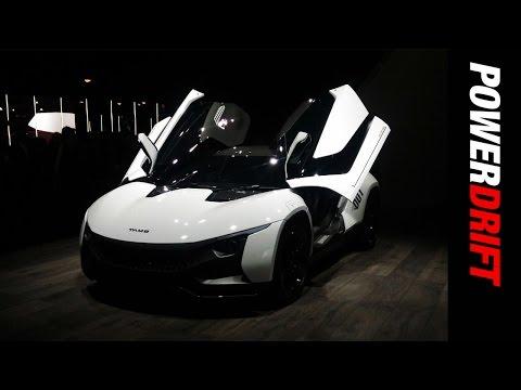 Tata TaMo RaceMo : Geneva Motor Show : PowerDrift