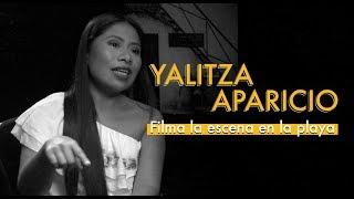 Yalitza Aparicio y la escena más difícil en ROMA