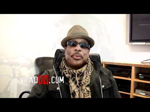 Exclusive: Charlie Wilson's Top 5 Singers Of All Time
