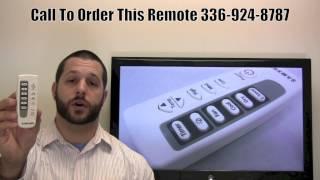SAMSUNG ARC771 Remote Control PN: DB9303027R - www.ReplacementRemotes.com