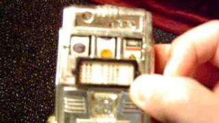 Vintage Miniature Casino Slot Machines