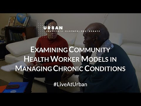 Examining Community Health Worker Models in Managing Chronic Conditions