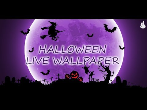 Halloween Live Wallpaper Apps On Google Play