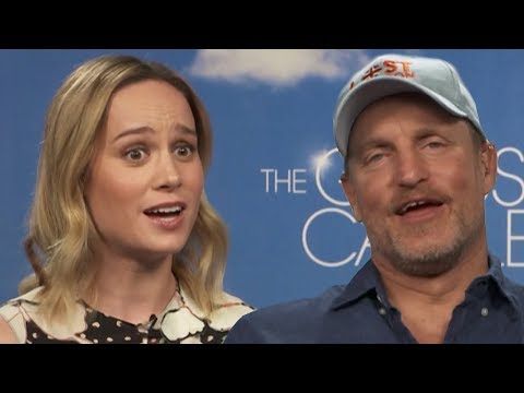 Brie Larson, Woody Harrelson & The Cast Of The Glass Castle SPILL On Movie's Double Meaning & More