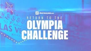 Return To Olympia Challenge Overview