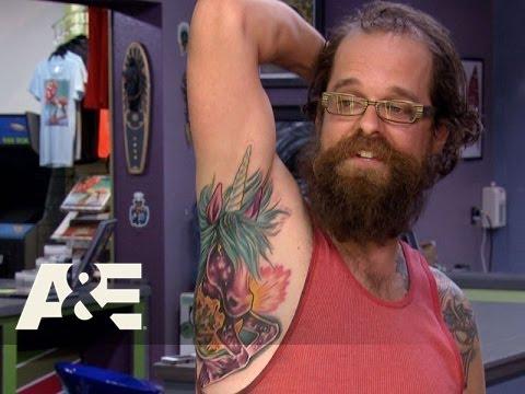 Download Epic Ink: Heather Tattoos an Armpit Unicorn (S1, E4) | A&E