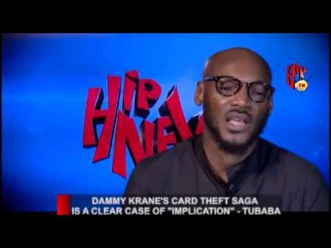 "DAMMY KRANE'S CARD THEFT SAGA IS A CLEAR CASE OF ""IMPLICATION"" - TUBABA"