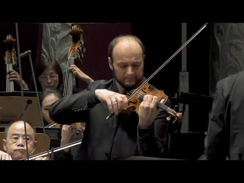 Barber, Violin Concerto, op. 14 | Igor Yuzefovich | Lan Shui | Singapore Symphony Orchestra